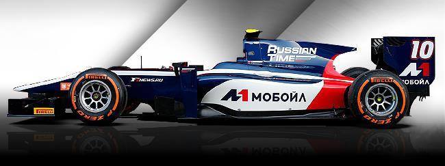 Guia de equipos y pilotos de GP2 Teams and drivers guide