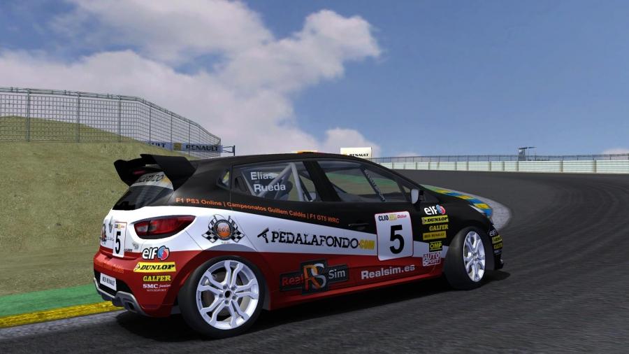 Clio Cup Online. Competición oficial GRAB_037